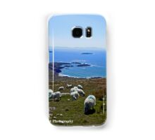 Ireland - Ring of Kerry Sheep Samsung Galaxy Case/Skin