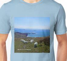 Ireland - Ring of Kerry Sheep Unisex T-Shirt