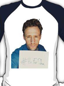 #HeForShe T-Shirt