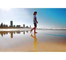 WALKING TALL Photographic Print