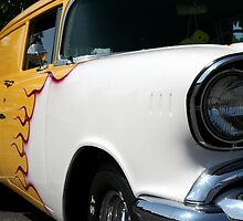 Burnin' Wagon by starlitewonder