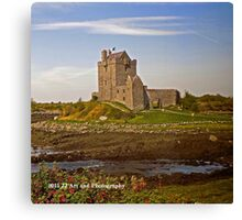 Ireland - Country Castle Canvas Print