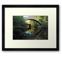 Beggars Bridge Framed Print