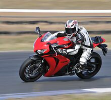 CBR Motorcycle by MQPhotography
