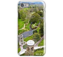 Ireland - View from Blarney Castle iPhone Case/Skin