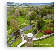 Ireland - View from Blarney Castle Canvas Print