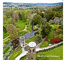 Ireland - View from Blarney Castle Photographic Print