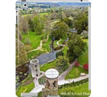 Ireland - View from Blarney Castle iPad Case/Skin