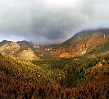Mount Timpanogos - Pine Hollow Trailhead by Ryan Houston