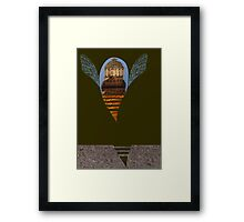 Birth of a Notion Framed Print