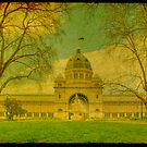 Royal Exhibition Building II by Mark Moskvitch