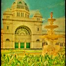 Royal Exhibition Building III by Mark Moskvitch