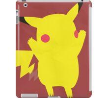 Pikachu (Simplistic)  iPad Case/Skin