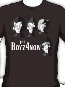 Meet The Boyz4Now! T-Shirt