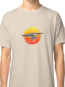 Constitution class Starship - light Classic T-Shirt