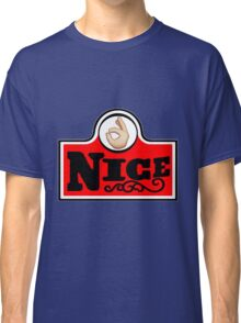 #nice Classic T-Shirt