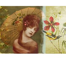 Nelly was a Beauty Photographic Print