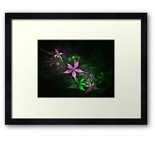 Irish Garden Julianne Framed Print