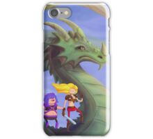 Dragon Rider iPhone Case/Skin