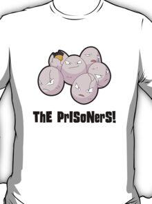 EXEGGCUTE the prisoners! T-Shirt