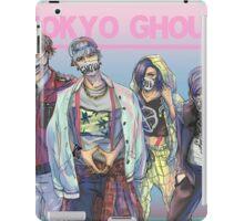 2 ghoul 4 skool iPad Case/Skin