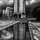 The Old Cement Works by Heather Prince ( Hartkamp )