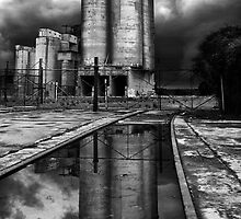 The Old Cement Works by Heather Prince