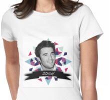 Josh Bowman Design Womens Fitted T-Shirt