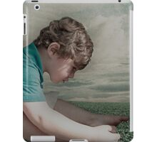 In My World iPad Case/Skin
