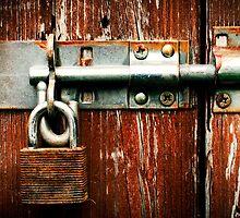 locked by halinka