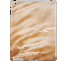 earthy pasture grass iPad Case/Skin