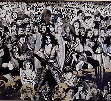 Subterreanean Blues by John Dicandia  ( JinnDoW )