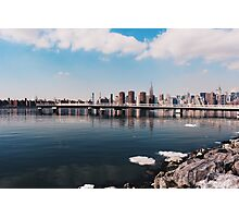 A Great, Big City. Photographic Print