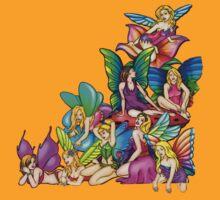 Fairy meeting by nimbinmagic