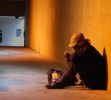 Homeless by joewdwd