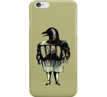 semiotics of inconspicuous consumption iPhone Case/Skin