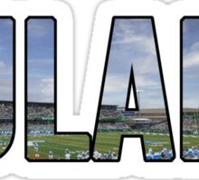 Tulane Yulman Stadium Sticker