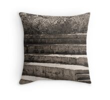Plays of the Past Throw Pillow