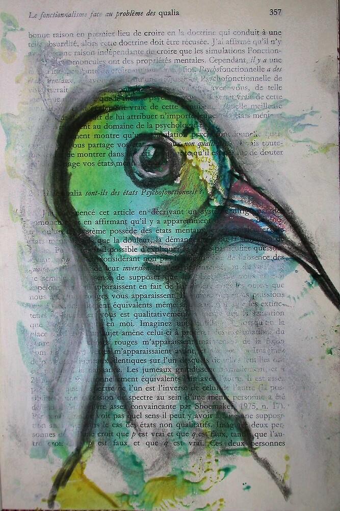 Bird (sketchbook an other one) by bernard lacoque