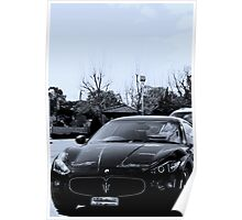 Maserati - Grand Turismo Poster