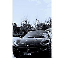 Maserati - Grand Turismo Photographic Print