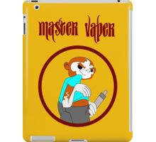 master vaper iPad Case/Skin