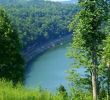 Lake Cumberland by Christie  Moses