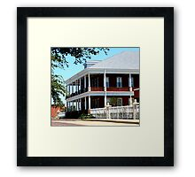 Armour Swift Headquarters, Fort Worth Stockyards Framed Print