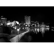 The River Torrens Photographic Print