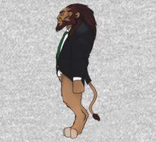 lion legs. by spoku