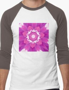 Blooming Hector ... Men's Baseball ¾ T-Shirt