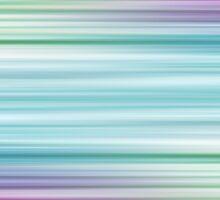 Linear Rainbow Design Sticker