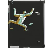 Super G (m) iPad Case/Skin