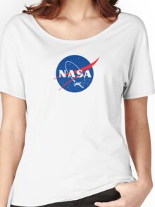 NASA EX-WNG Women's Relaxed Fit T-Shirt